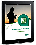 Sage Construction Anywhere - construction cloud computing software