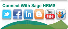 Connect with Sage HRMS