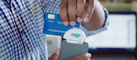 Swipe with Sage Mobile Payments