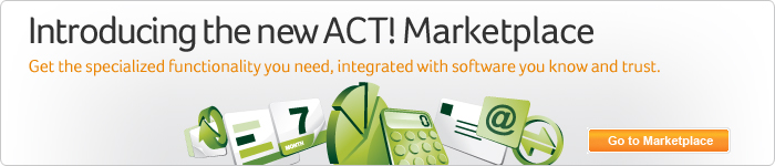 ACT! Marketplace