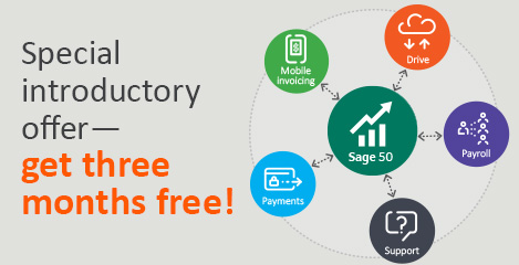 Sage 50 Accounting CA February Promo