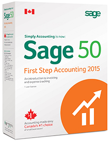 Sage 50 First Step Accounting