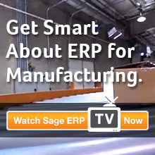 Watch Sage ERP TV Now