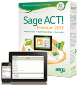 Buy Sage ACT! Premium with mobile