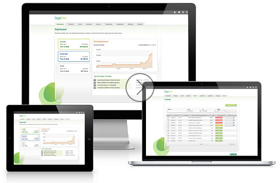 Sage One Cloud Accounting