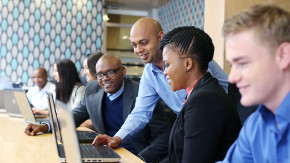 Sage Africa offers group training
