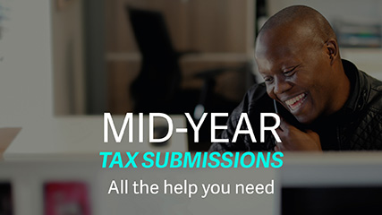 Mid year tax pod