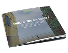 Front cover of the Sage guide, Should You Upgrade?