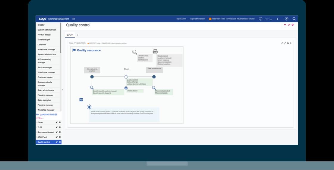 Gain actionable insights screenshot