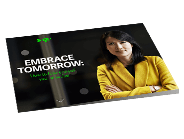 Front cover of the Sage eBook: Embrace Tomorrow