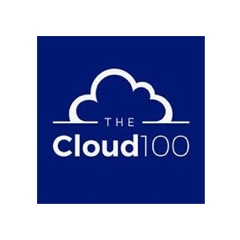 The Cloud 100 Awards logo