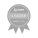 G2 Crowd Leader 2018 Awards logo
