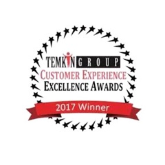 Temkin Awards logo
